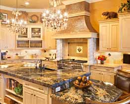 LWR, FL,The Lake Club, Private Residence, Kitchen